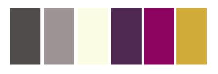 Ze room id es d co cheap but chic la campagne for Chambre couleur framboise