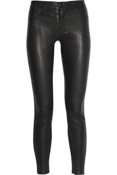 Le fashion crush de la semaine #8 : le slim en cuir j.brand