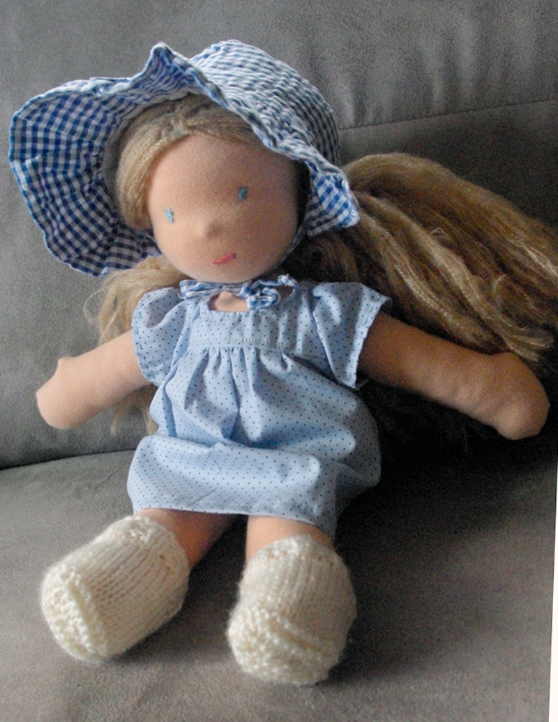 poupée waldorf DIY @Katcheapbutchic
