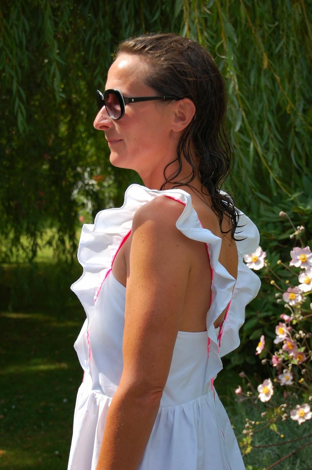 robe defi vintage ainsi font