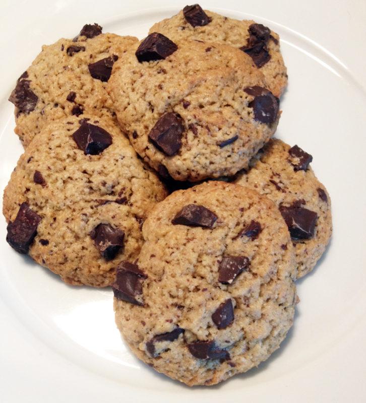cookies okara avoine