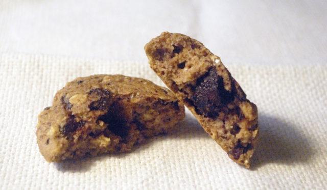 Cookies moelleux à l'okara d'amande