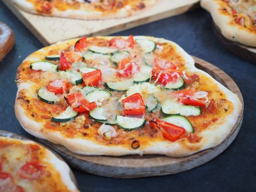 menus de la semaine - pizza