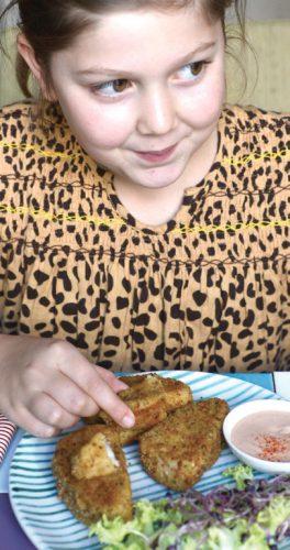 menu de la semaine - poisson pané