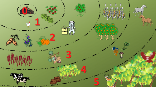 zones design permaculture